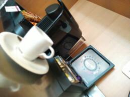 Hotel Maran Suites & Towers habitación ejecutiva café nespresso