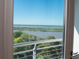 Hotel Maran Suites & Towers habitación suite panorámica balcón vista al río