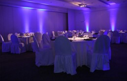 Hotel Maran Suites & Towers salón de eventos