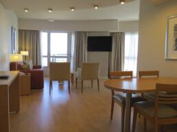 Hotel Maran Suites & Towers habitación presidencial living